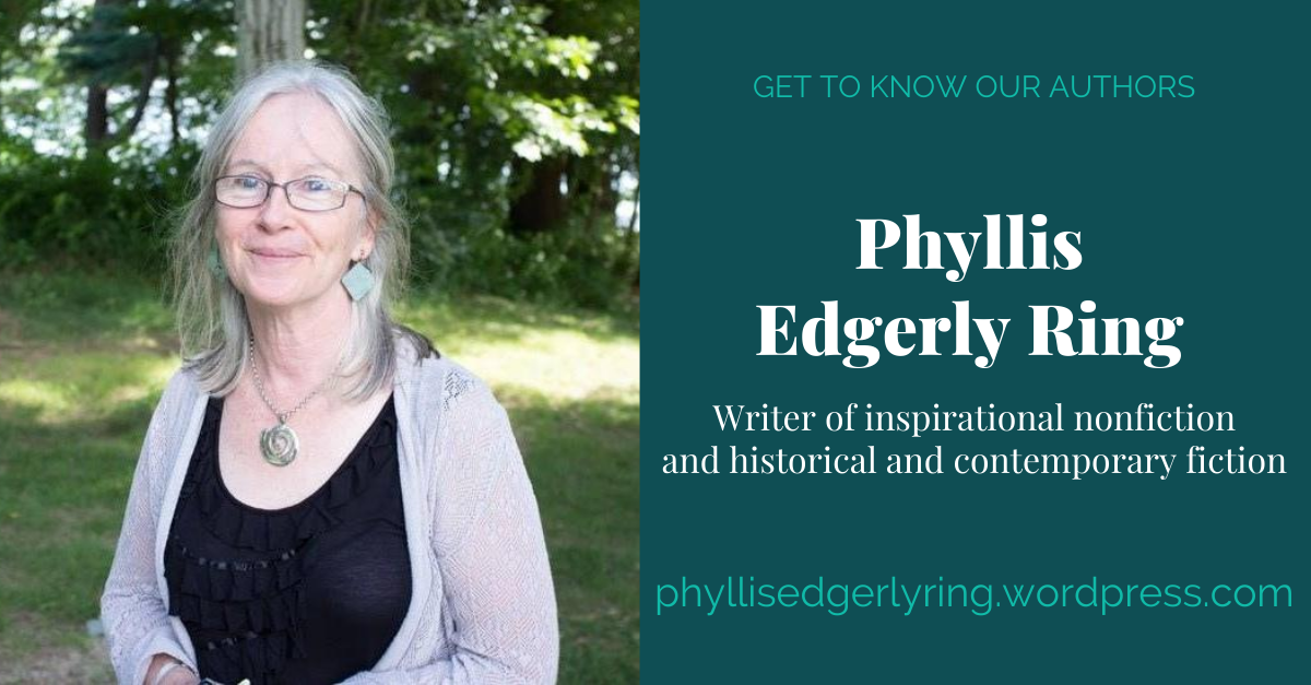 View post titled Author Q&A: Phyllis Edgerly Ring