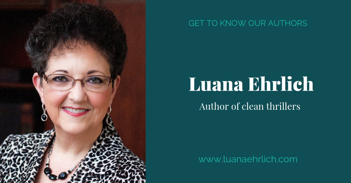 View post titled Author Q&A: Luana Ehrlich