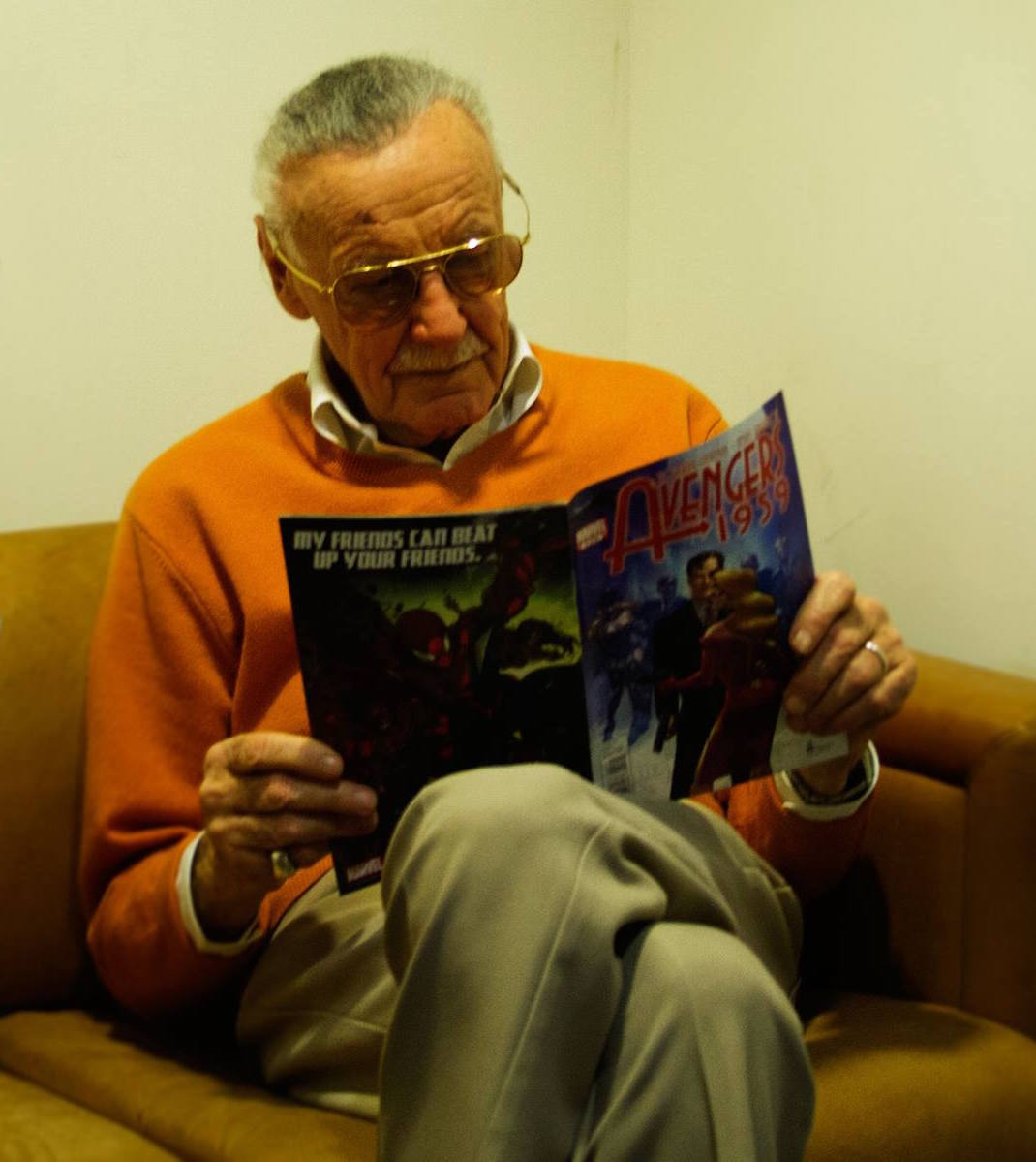 View post titled Stan Lee's manager under investigation for elder abuse