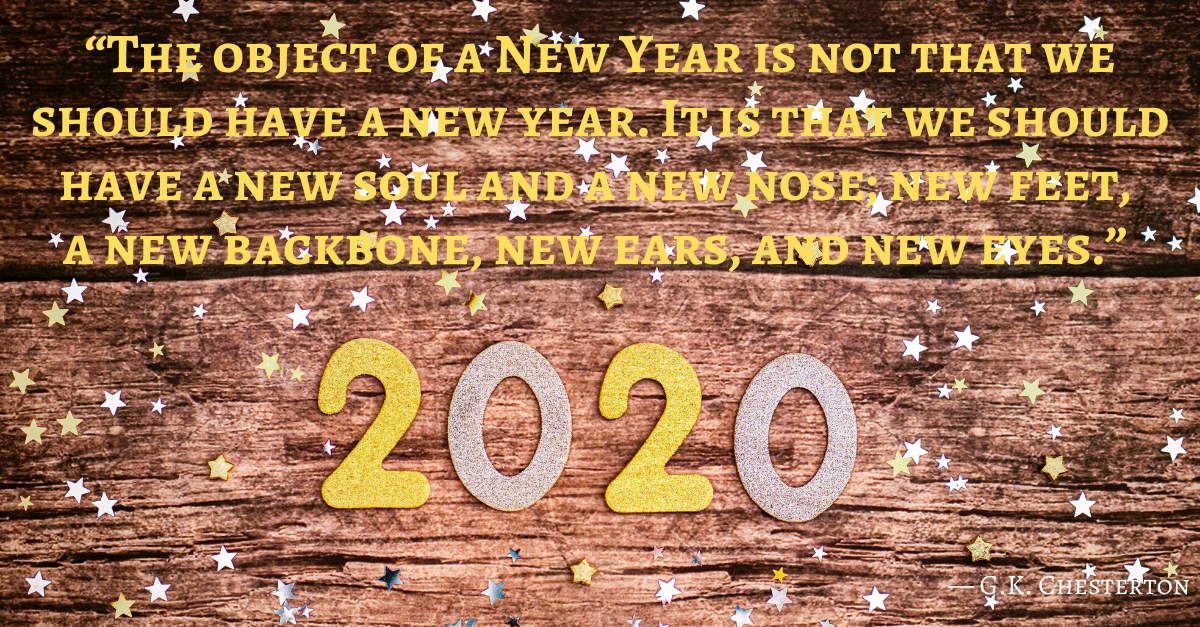 View post titled You tell us: Literary resolutions for 2020