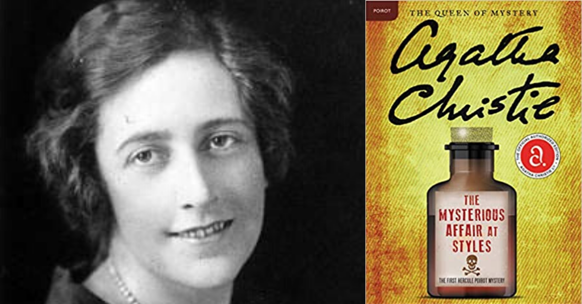 View post titled It's official: Agatha Christie is the top novelist of all time