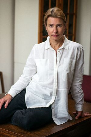 "Lionel Shriver is the author of ""We Need to Talk About Kevin"""