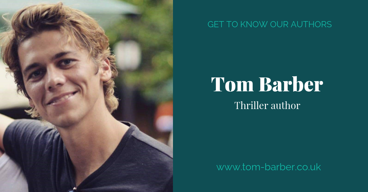 View post titled Author Q&A: Tom Barber