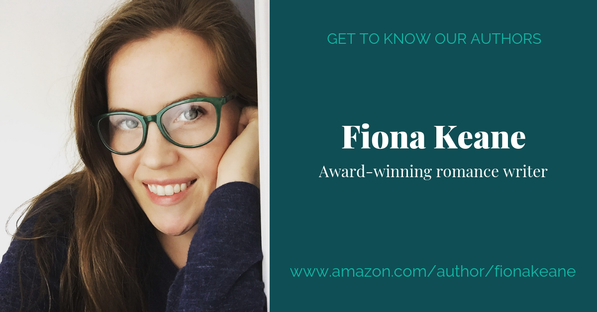 View post titled Author Q&A: Fiona Keane
