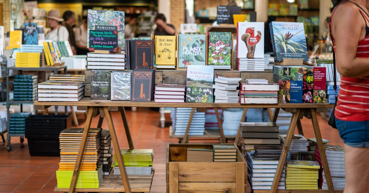 View post titled Writer wonders: Would you pay to browse at a bookstore?