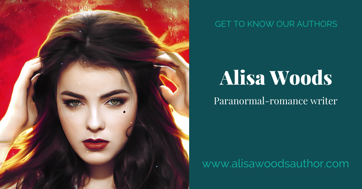 View post titled Author Q&A: Alisa Woods
