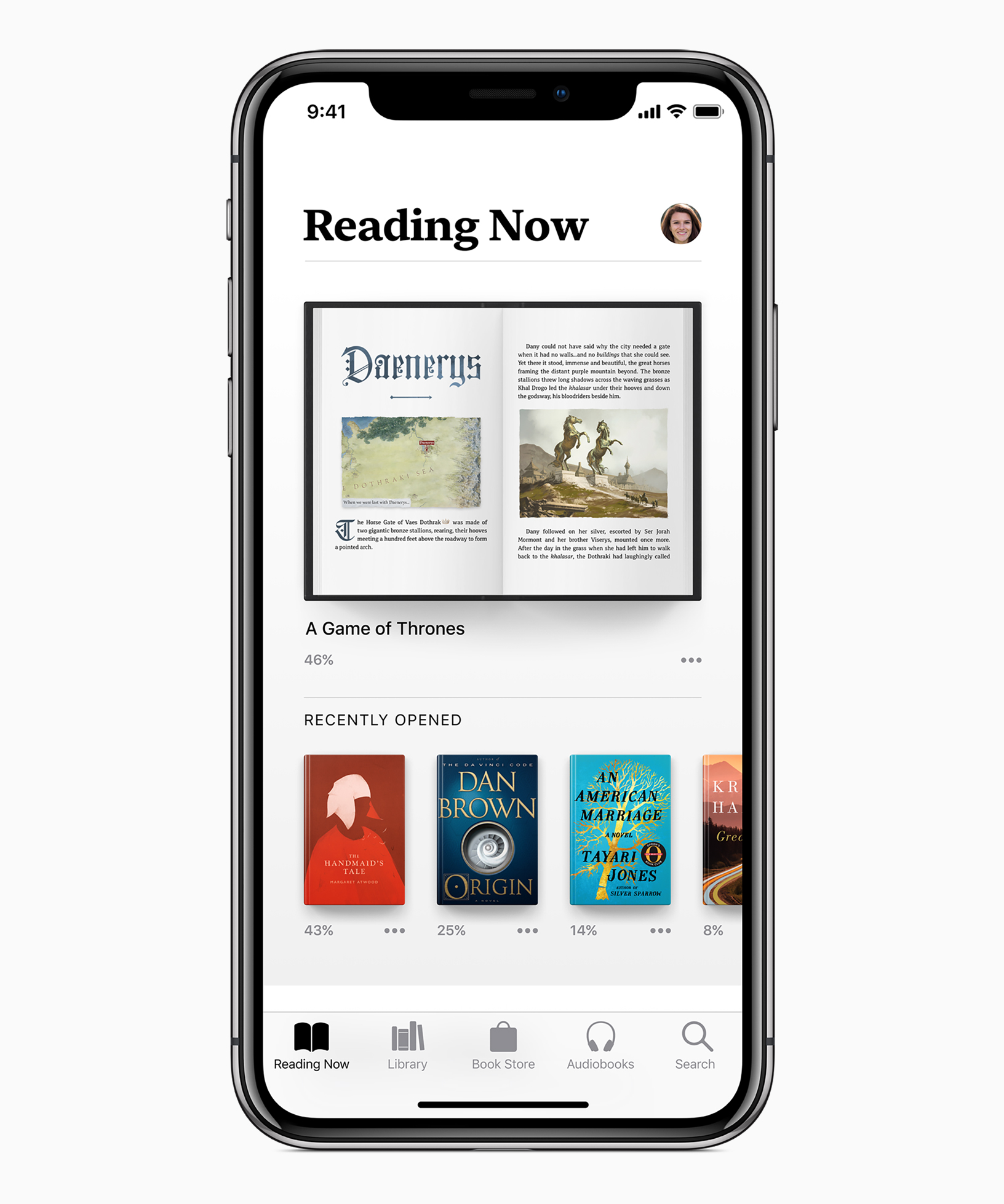 App replaces iBooks for iPad and iPhone