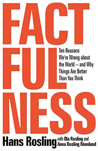 "Bill Gates is donating a copy of ""Factfulness"" to every spring 2018 college graduate."