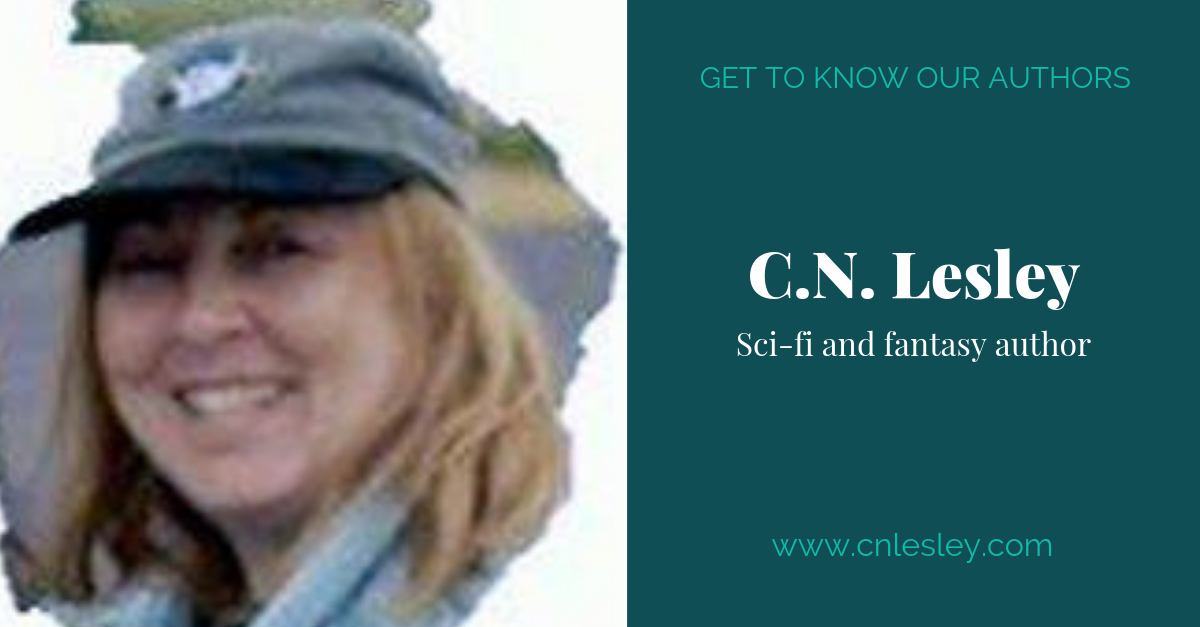 View post titled Author Q&A: C.N. Lesley